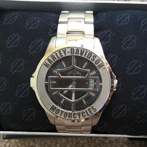Harley Davidson Bulova Men's Watch